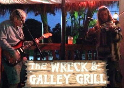 The Wreck & Galley Grill